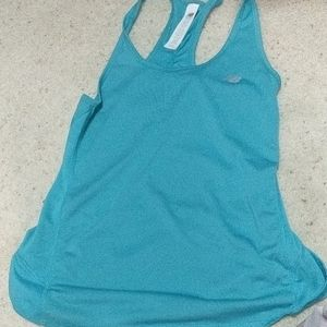 New Balance Teal Athletic Tank